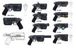 FO76 Concept Art Crusader Pistol