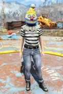 Pint sized slasher costume female