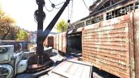 PowerArmor Morgantown Trainyard