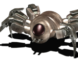 Scurry robot