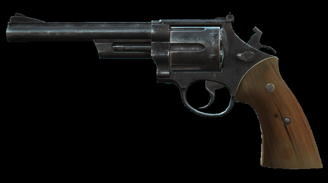 Western revolver (Fallout 76)