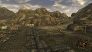 FNV Canyon wreckage 3