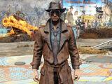 Detective coat