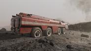 FO76 161020 Firetruck Ash Heap 1