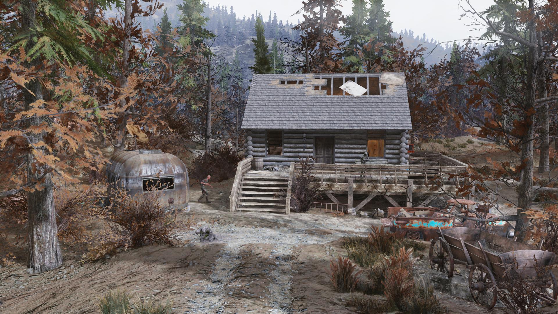 Bailey family cabin