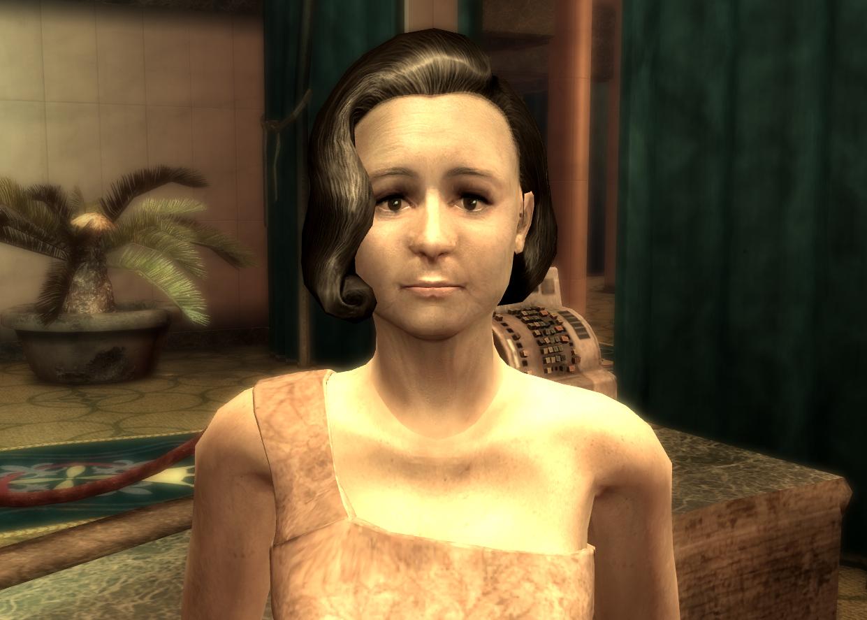 Marjorie (Fallout: New Vegas)