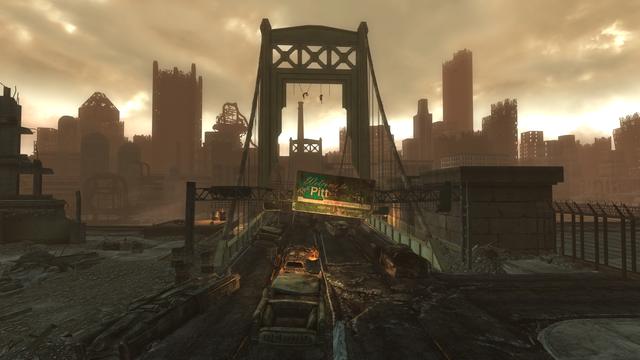 The Pitt (ville)