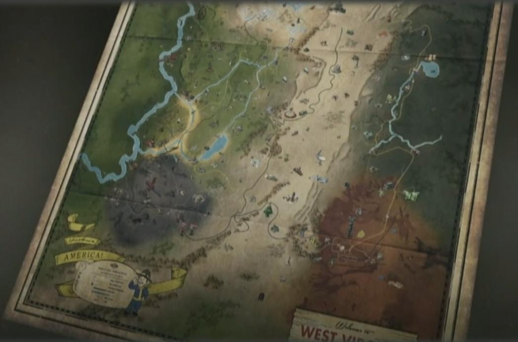 Локации Fallout 76