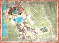 FO4NW Hub Zone map