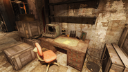 FO76 Makeshift Vault One Last Trip Note