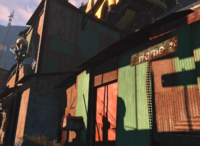 Fo4 D City signs home