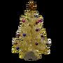 Atx camp floordecor aluminumxmastree gold ornaments l.webp