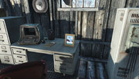 Fo4FH boathouse safe key