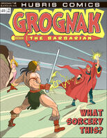 Grognak the Barbarian DEC