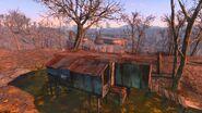 Bethany shack