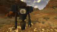 FNV Bug Victor in Red Rock Canyon (ev)