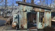 FO4 Quannapowitt Monitoring station
