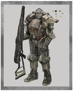 PV13 armor weapon CA