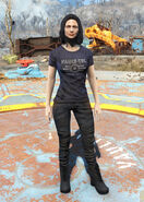 Vault-Tec t-shirt female