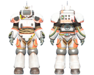 CC-00 power armor Institute paint