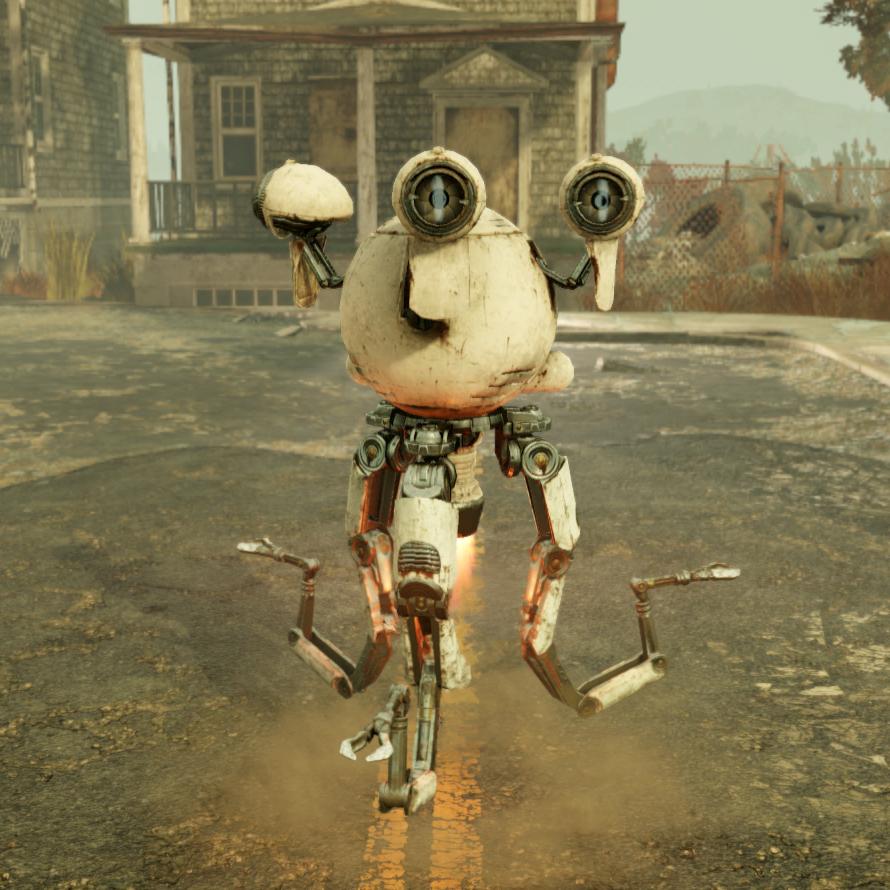 Chloe (Fallout 76)