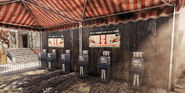 FO76 Lewisburg station (Vote Counter)