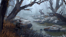 FO76 The Forest concept art (01)