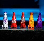 Nuka-Cola Mini Bottles Bethesda Merchandise