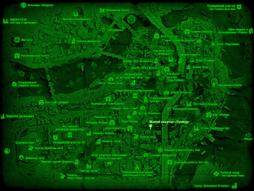 FO4 Жилой квартал «Оуквуд» (карта мира).png