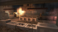 FO4 D.B. Technical High School (Kitchen)