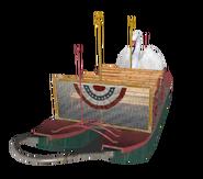 FO4 Swan boat 1