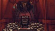 FO76WL Crater gold press machine