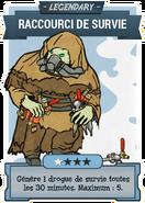 FO76 (Legendary) Raccourci de survie