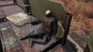 Firebase Hancock Brotherhood Corpse