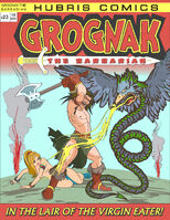 Grognak the Barbarian NOV