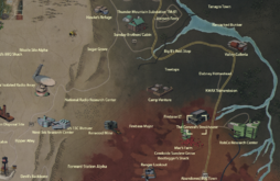 The General's Steakhouse map.png