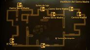 CSM vestíbulo mapa local