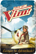 FO4FH Vim Poster