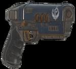 FO76 Chimera Pistol Standard Angle