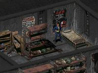 Fo2 NR Arms basement entrance