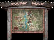 Nuka-World park map