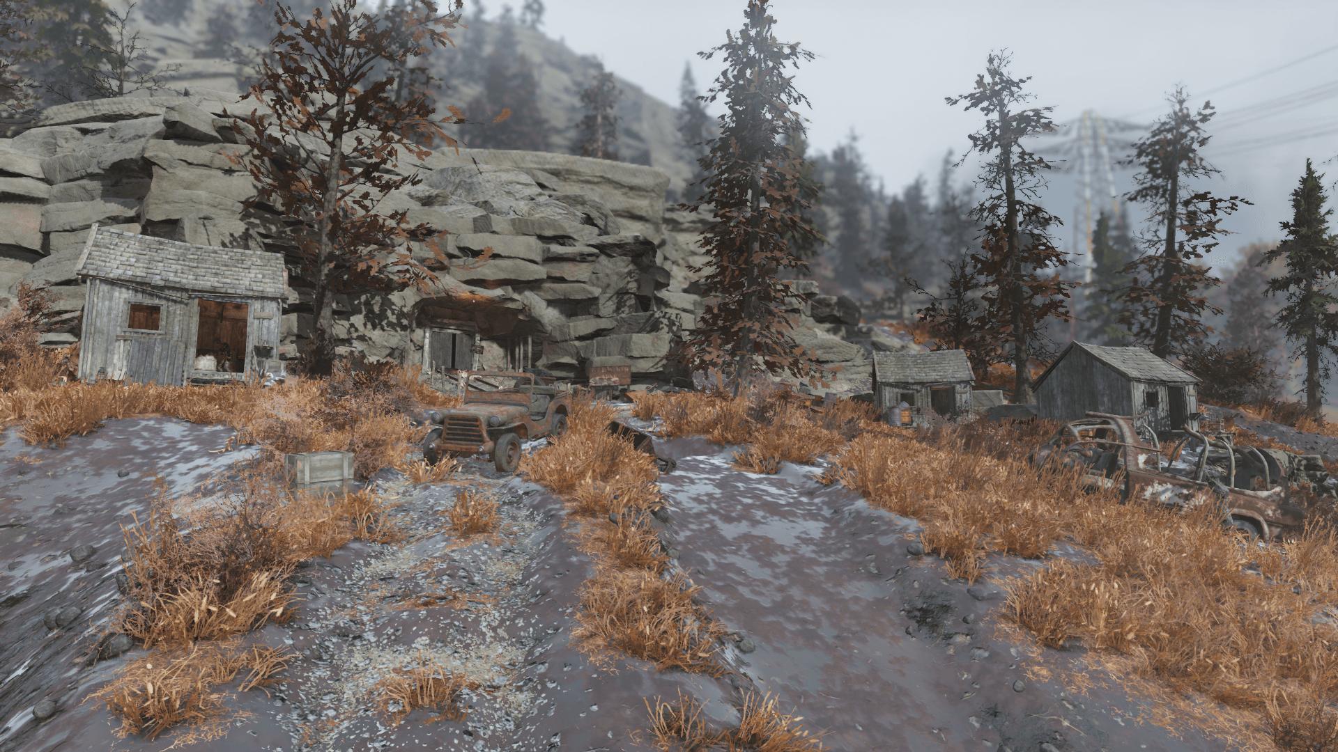 Kerwood mine