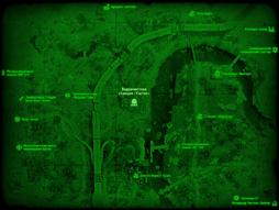 FO4 Водоочистная станция «Уэстон» (карта мира).png