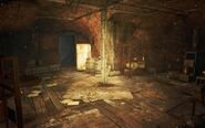 FO4 Gorski Cabin Basement first room 2