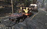 FO76 Pick r up tow truck