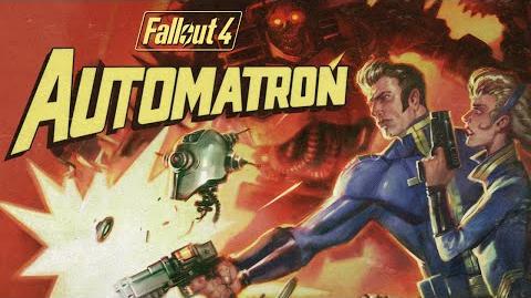 Fallout 4 – Bande-annonce officielle d'Automatron-0