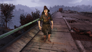 Firefighter Feral Ghoul