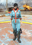 Fo4 mechanic jumpsuit RR