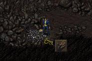 Modoc caves bag