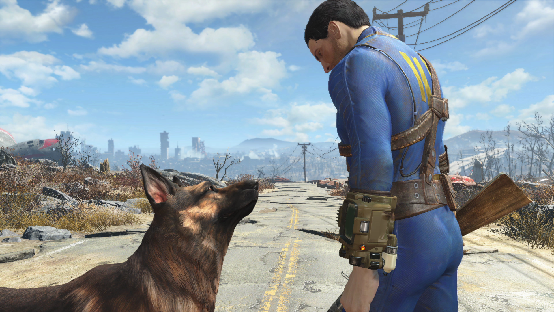 Skire/Fallout 4 @ QuakeCon Insider Highlights